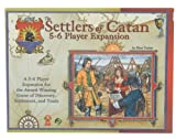 Mayfair Games - The Settlers of Catan 5-6 Player Expansion