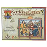 Settlers of Catan: 5-6 Player Expansion ~ MayFair Games