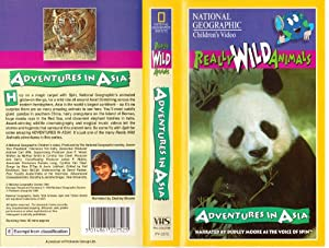 Real animals vhs