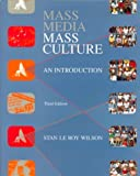 img - for Mass Media/Mass Culture: An Introduction (McGraw-Hill Series in Mass Communication) book / textbook / text book