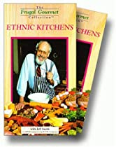 Big Sale The Frugal Gourmet - Ethnic Kitchens (Six-Volume Boxed Set) [VHS]