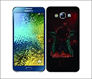 Galaxy Printed 2300 LoreOfHorror Scrow Hard Cover for Samsung GRAND I9082