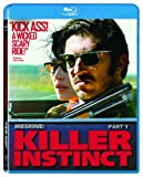Mesrine: Killer Instinct: Part 1 Blu-Ray
