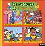 Les aventures de T'choupi Volume 3 :...