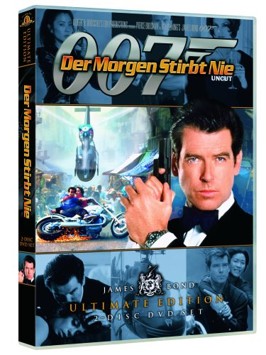James Bond 007 Ultimate Edition Der Morgen stirbt nie (2 DVDs)