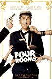 Four Rooms: Four Friends Telling Four Stories Making One Film (0786881410) by Tarantino, Quentin