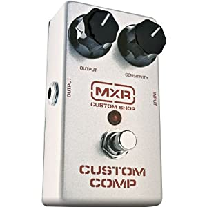 Good Deal on Jim Dunlop CSP202 MXR Custom Comp at Amazon