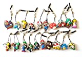 Dust Plug Phone Charms 20 pcs Nintendo Super Mario Brothers # 4 for cell phone iPhone iPad mobile device tablet