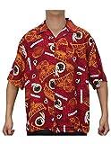 LIMITED EDITION: NFL Washington Redskins Mens Hawaiian Summer Shirt