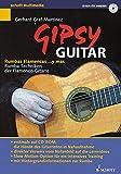 Gipsy Guitar Rumbas Flamencas y mas Rumba Styles of the Flamenco Guitar schott music software Guitar CD ROM SMS 108