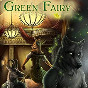 Green Fairy - Kyell Gold