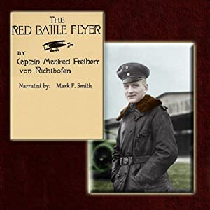 The Red Battle Flyer Audiobook