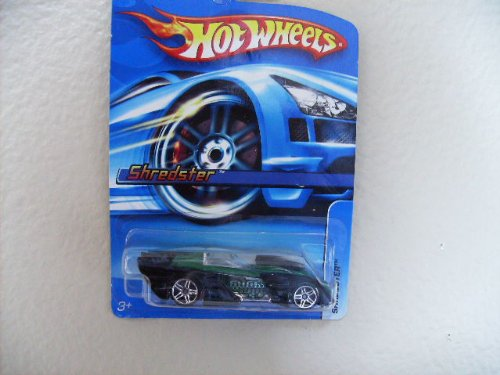 Hot Wheels Shredster 2006 #123 [Toy]