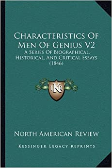 american author criticism essay historical i in notable part series Myth theory and criticism:  by entitling the third essay of anatomy of criticism archetypal criticism:  form an important part of the exegetical tradition.