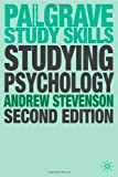 Studying Psychology (Palgrave Study Skills)