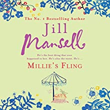 Millie's Fling Audiobook by Jill Mansell Narrated by Sarah Barron
