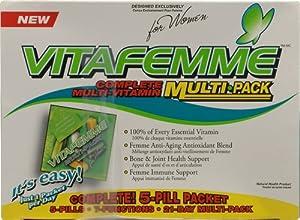 Allmax Nutrition VitaFemme Multi Pack 21 Day Multi Pack