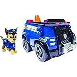 Nickelodeon, Paw Patrol - Chase's Cruiser (works with Paw Patroller)