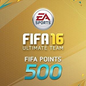 EA Sports FIFA 16 - 500 FIFA Points - PS4 [Digital Code]
