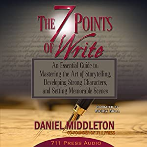 The 7 Points of Write Audiobook