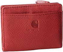 Carhartt Mini Wallet,Red,One Size