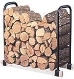 Landmann USA 82424 Adjustable Firewood Rack, Upto 16-Feet Wide (Discontinued by Manufacturer)