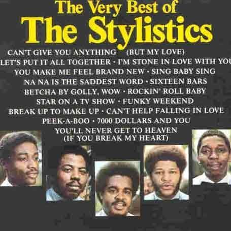 The Stylistics - Anyone Who Had a Heart - The Best of Burt Bacharach - Zortam Music