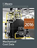 RS Means Mechanical Cost Data 2016 Book