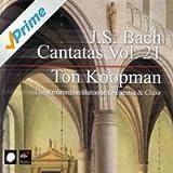 J.S. Bach: Cantatas Vol. 21