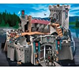 PLAYMOBIL 4866 - Falcon Knight's Castle + 4868 - Ballista with Robber-knights + 4869 - Falcon Knight's Battering Ram