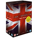 Law & Order: UK - Series 1-4 [DVD]by Bradley Walsh