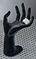 Aluminum Hand Jewelry Display, 11