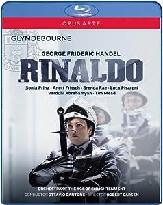 Handel: Rinaldo [Glyndebourne 2011] [Sonia Prina/ Varduhi Abrahamyan/ Tim Mead/ Orchestra of the Age of Enlightenment/ Robert Carsen/ Ottavio Dantone] [Opus Arte: OABD7107D] [Blu-ray] [2012] [Region Free]