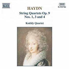 Haydn: String Quartets, Op. 9, Nos. 1, 3 And 4
