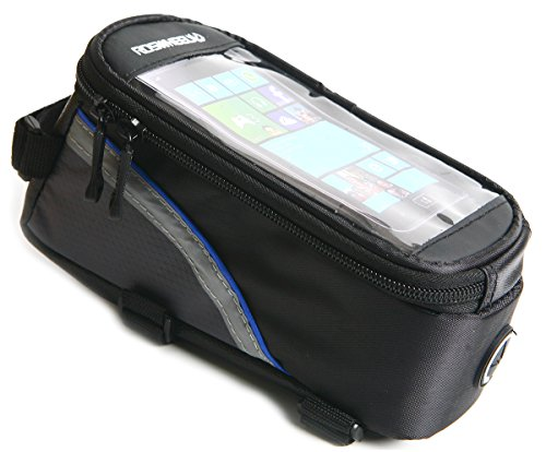 Shot-In 2014 New Waterproof Bicycle Cycling Frame Pannier Front Tube Bag