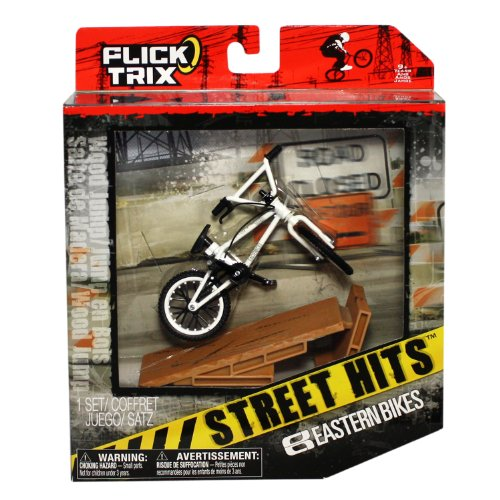 Flick Trix Street Hits - Sketchy Ramp (Eastern Bike License)
