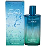 Davidoff Coolwater Summer Dive Eau De Toilette Spray for Men 125ml