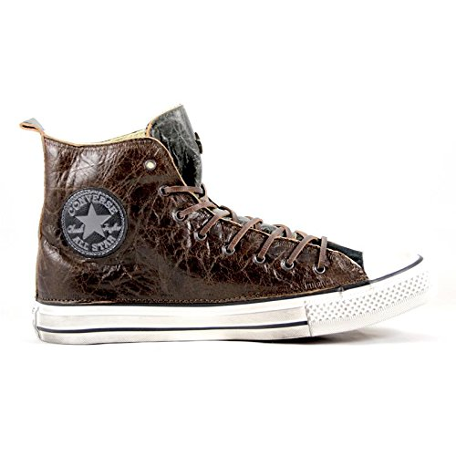 SNEAKER ALL STAR HI PREMIUM BROWN/GREEN CONVERSE Limited Ed.