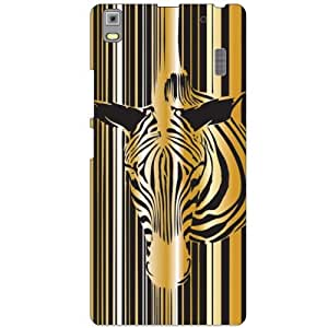 Printland Animal Print Phone Cover For Lenovo K3 Note PA1F0001IN