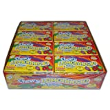 Chewy Lemonhead & Friends Fruit Candy, 24 Pack