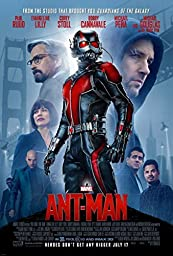 ANT-MAN MOVIE POSTER 2 Sided ORIGINAL FINAL 27x40 PAUL RUDD EVANGELINE LILLY by Movie Poster Arena
