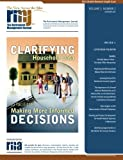 img - for The Retirement Management Journal: Vol. 3, No. 2, Market Research Insight Issue (Volume 3) book / textbook / text book