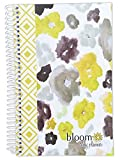 2015 Calendar Year bloom Daily Day Planner Fashion Organizer Agenda January 2015 Through December 2015 Watercolor Flowers