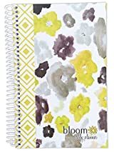 Watercolor Cute Daily Fashion Day Planner by bloom daily planners