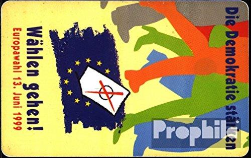 BRD (BR.Deutschland) S283 S 03/99 gebraucht 1999 Wählen gehen (Telefonkarten für Sammler)