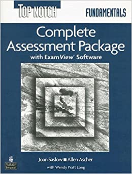 Top Notch Fundamentals Complete Assessment Package [With