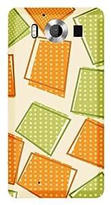 TrilMil Printed Designer Mobile Case Back Cover For NOKIA Microsoft Nokia Lumia 950