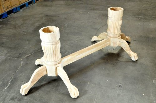 Unfinished Wood Table Legs Table Legs Unfinished Wood