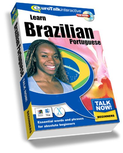 Talk Now Learn Brazilian Portuguese: Essential Words and Phrases for Absolute Beginners (PC/Mac)