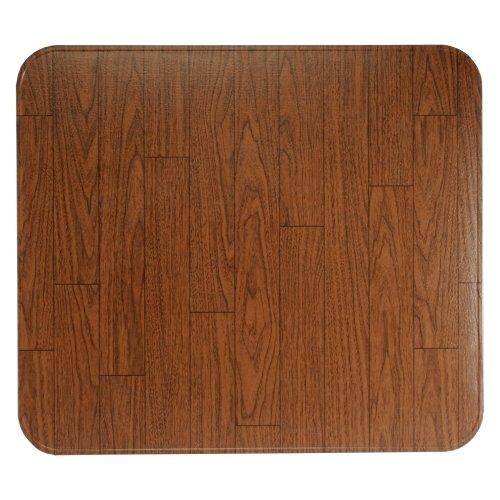 "Ul1618 Type 2 - Wood Grain Stove Board - 36"" X 48"""